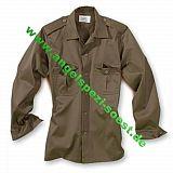 US-Hemd, 1-1 Arm, oliv, s
