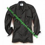 US-Hemd, 1-1 Arm, schwarz, m