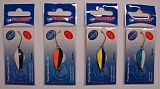Paladin Trout Spoon VIII 2.7g orange-sw