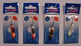 Paladin Trout Spoon X 4.3g fl-ge-weiss