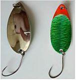 Paladin Trout Spoon XV 4.2g #hgg-ni