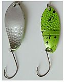 Paladin Trout Spoon XVII 2.7g #grsw-si