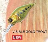 Illex Chubby 38 DD - HL Gold Trout