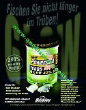 Berkley TroutBait Turbo Glow Chart White