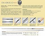 Balzer Rute Diabolo Neo Drop Shot 240cm