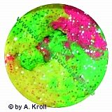 Berkley TroutBait Double Glitter Ye-Gn