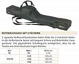 Balzer Rutenfutteral Edition 2-Fach -145