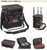 Balzer Shirasu 2 in 1 Carry All Tasche