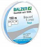 Balzer Schnur Iron Line 8x Blau ø06-150m
