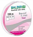 Balzer Schnur Iron Line 3x Pink ø06-150m