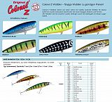Balzer Colonel Z Mike Minnow -7cm -5g Fo