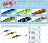 Balzer Colonel Z Mike Minnow 11cm 14g WO