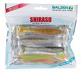 Balzer Shirasu Akiri Worm 150mm- Set 3