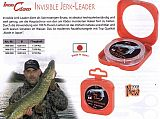 Iron Claw Invisible Jerk Leader 18,3kg