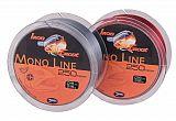 Iron Trout Schnur Mono Line ø0,18mm rot