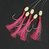 Balzer Makrelenpaternoster Federn #pink