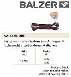 Balzer Aalschnur (Aal-Legeangel) 10 fach