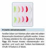 Balzer Trout Attack Bienenmaden Power 25