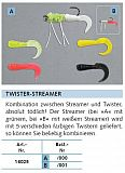 Balzer Trout Attack Twister-Streamer, A