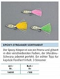 Balzer Trout Attack Epoxy Streamer Set