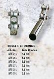 Roller Endring Tubendurchmesser ø 8.1mm