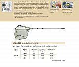 Balzer Unterfangkescher gummiert 235cm-3