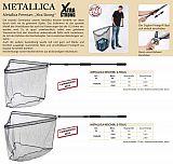Balzer Kescher Metallica 280cm 90er Kopf