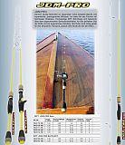 WFT Rute JDM Pro Spin 195cm  5-15g