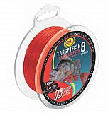 WFT Schnur TargetFish #Barsch rot #12