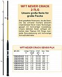 WFT Rute Never Crack Senso Pilk 270 160
