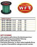 WFT Schnur Dynamix ø 0.26mm 1000m gelb