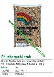 GREBENSTEIN Räuchermehl, Buche grob