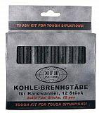Ersatzbrennstäbe f. Kohle Handwärmer