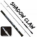 Q-Tac Rute Shadow Claw 18 - 210cm - 7-35
