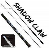 Q-Tac Rute Shadow Claw 18 - 240cm -50g