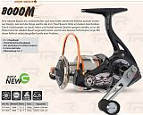 Iron Trout Rolle Boom 2000 FD