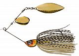 Illex Spinnerbait Crusher 14g Gold Carp