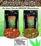 TS Hanfserie Cannabis Stickmix Natural