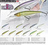 Illex Dowzvido 90 SP - HL Gold Trout