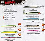 Rhino Blinker Xtra Slim 150mm 19g BlackD