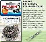 Paladin Big Bag S-Karabinerwirbel 10