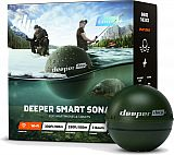 Deeper Smart Sonar Pro + GPS + Chirp