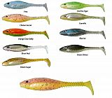 Gunki Grubby Shad -60mm Jelly Green