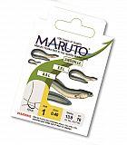 Maruto Haken Aal-Wurm #silber #10