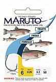 Maruto Haken Forelle  50cm Größe 10