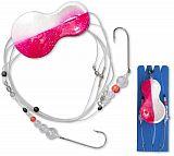 Zebco Flatty Teaser Rig #50g #perl-pink