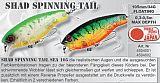 Seika Wobbler Shad Spinning Tail F -02