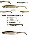 """Fish Arrow Flash J Shad 5"""" - 07 Waka-Si"""