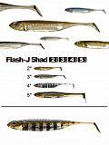 """Fish Arrow Flash J Shad 4"""" - 24 Li-Mo-S"""