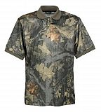 Gamo Poloshirt Camouflage Kurzarm -L